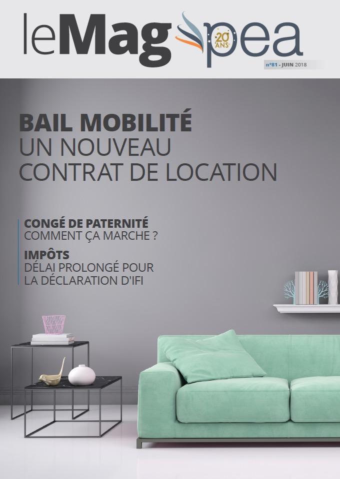 Magazine PEA/Tout Sur Mes Finances –  Juin 2018
