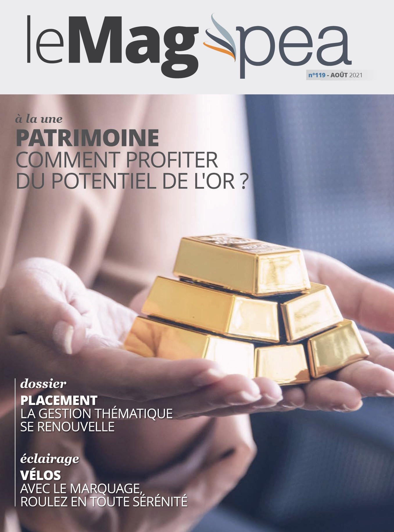 Magazine PEA